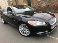 JAGUAR XF 3.0 DIESEL V6 PREMIUM LUXURY 2010 (60) MINT FULL JAGUAR HISTORY SA...