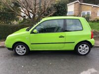 Volkswagen Lupo 2001 Green FOR SALE