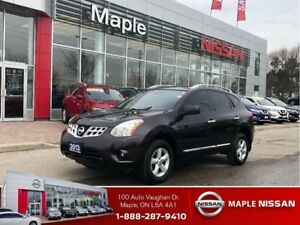 2013 Nissan Rogue AWD-Sunroof,Alloys,Low Mileage!