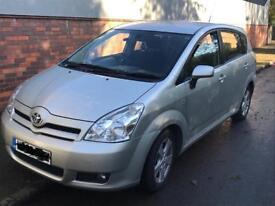 Toyota Corolla Verso 1.8 petrol 7 seater