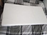 Cot / cot bed mattress