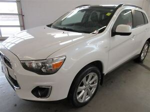 2014 Mitsubishi RVR GT! 4x4! BACK-UP! ALLOY! HEATED! LEATHER!