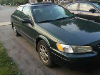 1999 Toyota Camry XLE, Leather, Fully loaded