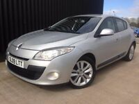 2009 Renault Megane 1.5 dCi Privilege 5dr £30 Road Tax, Huge Spec, Diesel, May Px Finance Available