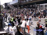 London Marathon 2018 Trip.