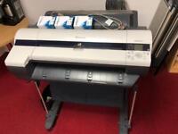 Canon ipf605 large format printer