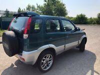 Daihatsu terios sport 1.3 4x4 5rd