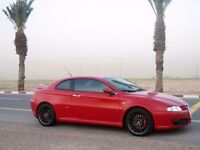 Alfa Romeo GT Diesel WANTED Colour Red with Tan Leather Low Mileage to be in excellent condition