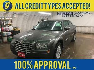 2010 Chrysler 300 TOURING*KEYLESS ENTRY*ALLOYS*DUAL ZONE CLIMATE