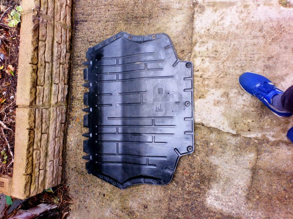 mk5 golf belly pan