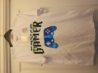 Brand new with tags. Gamer T shirt.