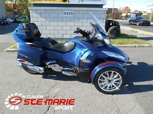2016 can-am Spyder RT  Limited SE6 -