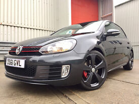 Golf gti carbon grey