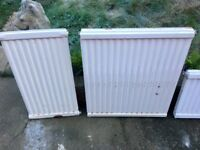 4 x Double & Single Radiators