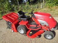 Countax A2050HE ride on mower