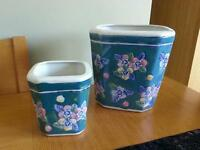 Shabby Chic Flower / Plant Pot Holders