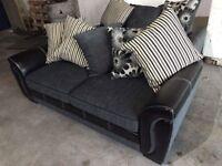 3 + 2 Seater Sofa Set brand new