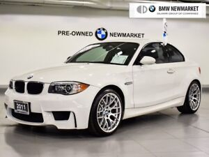2011 BMW 1 Series M No Accidents, One Owner, Canadian Car