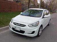 2012 Hyundai Accent GLS Hatchback with (E-TEST and SAFTY)