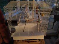 FERPLAST BIRD CAGE