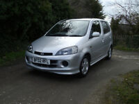 daihatsu yrv premium 1.3 clean and tidy . all elactric windows and mirrows. cd player air con