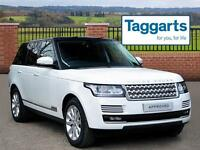 Land Rover Range Rover TDV6 VOGUE (white) 2014-03-01