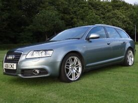 A6 Avant S-line to sell - excellent condition