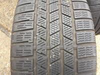 4 Max wheel with tires 275/40 r20