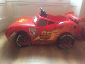 Electric lighting McQueen