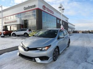 Toyota Corolla iM-FREE WINTER TIRES OR REMOTE START ENDS NOV 30