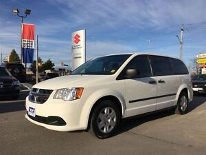 2013 Dodge Grand Caravan SE ~Rear Stow N' Go