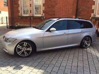 BMW 3 Series 2.0 320d M Sport Touring 5dr Diesel Auto ++ HUGE SPEC ++ SAT NAV + SHOWROOM CONDITION