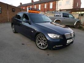 2008 57 BMW 318D ES 4 DOOR SALOON 6 SPEED MANUAL