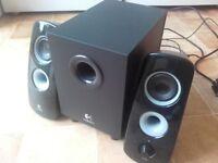 Logitech sound system z323 30w