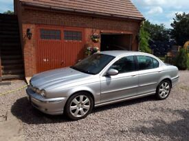 JAGUAR X-TYPE OF THE TIME AWD 4X4
