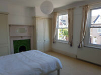 Two spacious and freshly decorated double rooms to rent in lovely East Croydon home