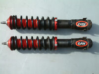 VW Golf 2 AVO front Coil-overs Adjustable Suspension