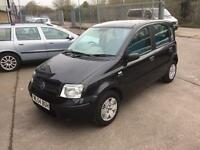 FIAT PANDA 1.2 DYNAMIC 5 DOOR PANORAMIC ROOF IN BLACK