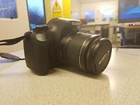 Canon eos 1100d SLR camera
