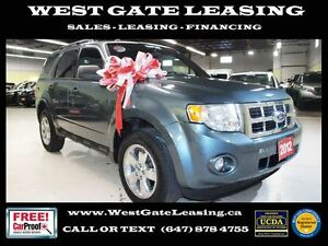 2012 Ford Escape XLT | V6 | REMOTE STARTER |