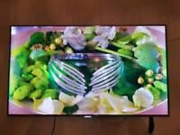 "SAMSUNG 55"" 3D SMART TV , SERIES 8 , ULTRA SLIM UE55D8000"