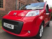 Fiat Qubo 1.3 HDI Semi Automatic £30 Tax