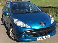 2007 Peugeot 207 1.6 Sw automatic