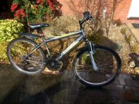 Boys/Teenager/Adult 18 speed mountain bike. Probike Blizzard collection from Wymondham
