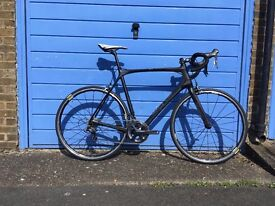 Orro Gold (60cm) carbon road bike with Kysrium Elite Wheels and Stages Power Meter