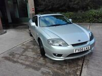 Hyundai coupe excelent condition. Fully loaded