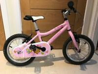 Girls Ridgeback Honey bike