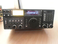 Icom IC-R7000 HF VHF UHF Receiver Scanner Radio