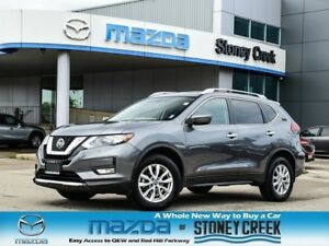 2018 Nissan Rogue SV Sunroof Rear Cam Heated Seats Keyless