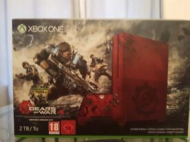 Xbox One S Gears of War 4 Limited Edition Bundle 2TB